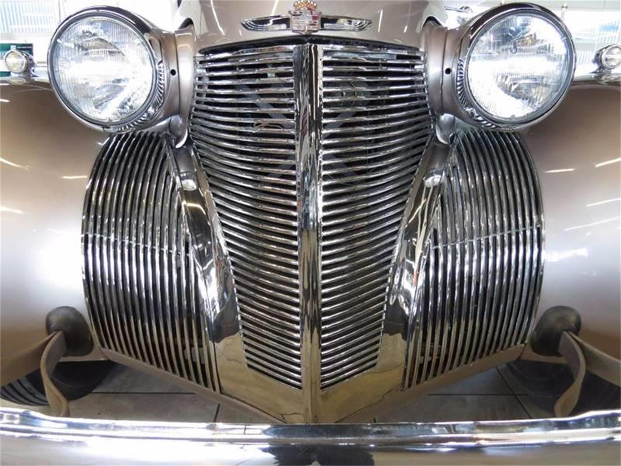 Large Picture of Classic '39 Sixty Special located in Illinois Offered by Baltria Vintage Auto Gallery - L47X