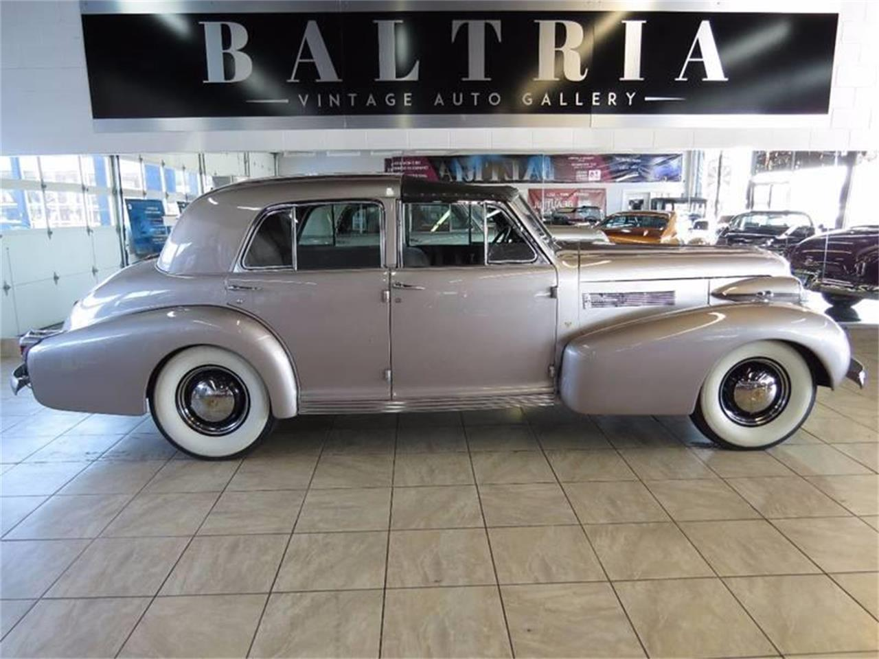 Large Picture of Classic 1939 Cadillac Sixty Special located in Illinois - $59,900.00 Offered by Baltria Vintage Auto Gallery - L47X