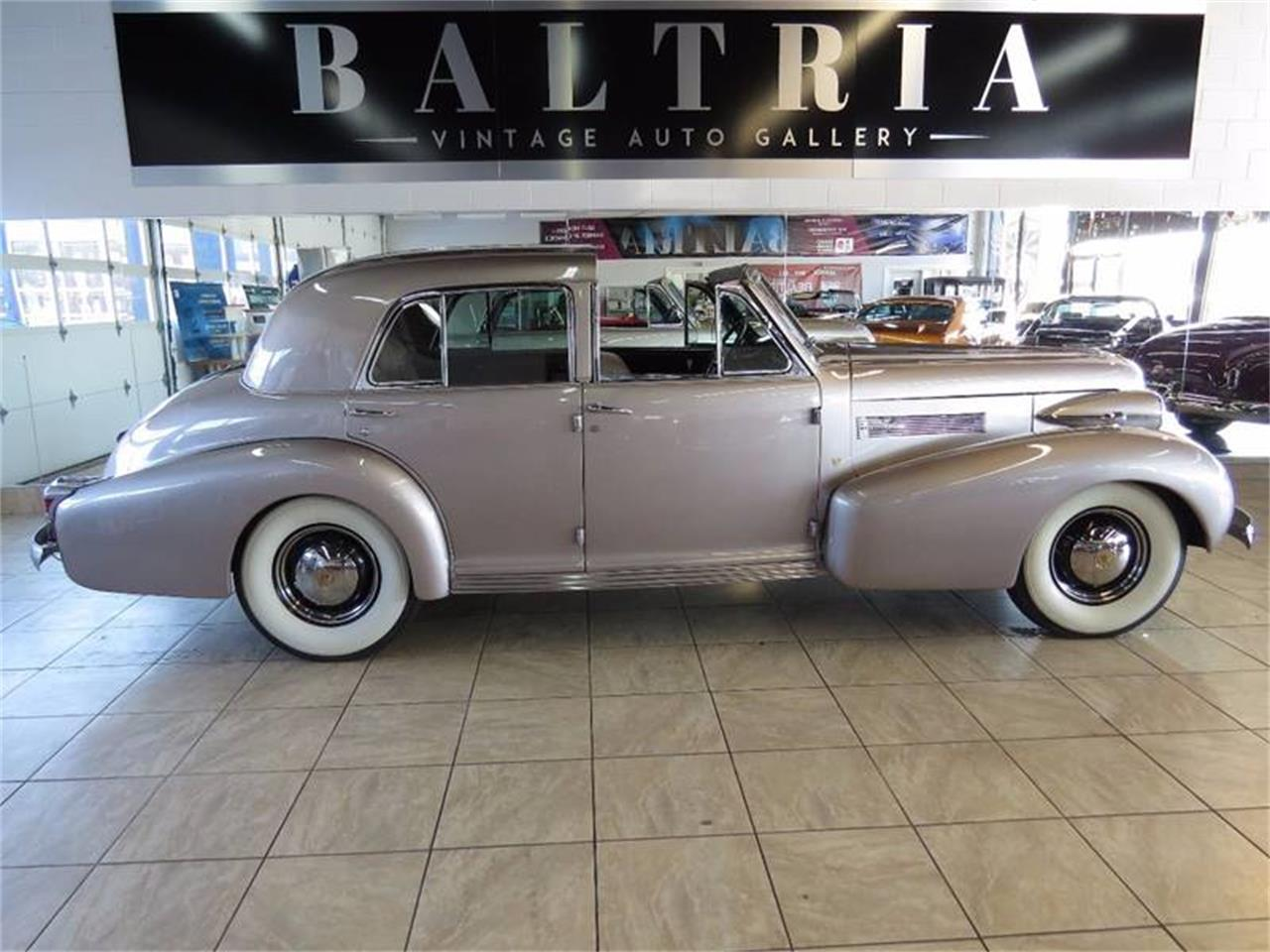Large Picture of Classic 1939 Sixty Special - $59,900.00 - L47X