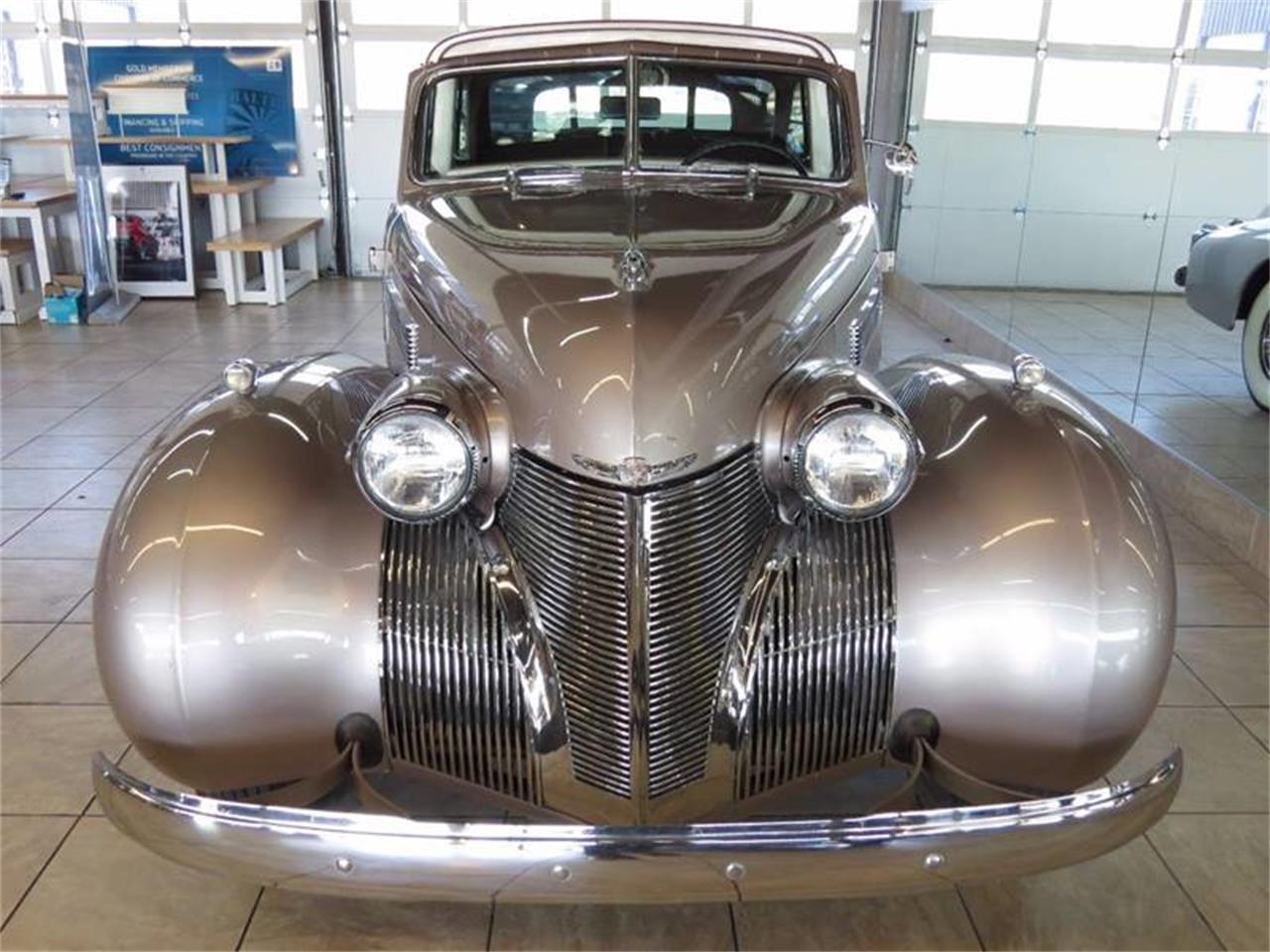 Large Picture of '39 Cadillac Sixty Special - $59,900.00 Offered by Baltria Vintage Auto Gallery - L47X