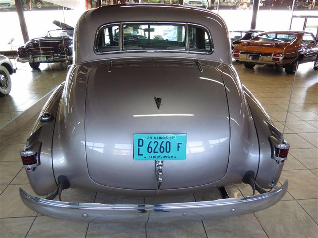 Large Picture of Classic 1939 Cadillac Sixty Special Offered by Baltria Vintage Auto Gallery - L47X