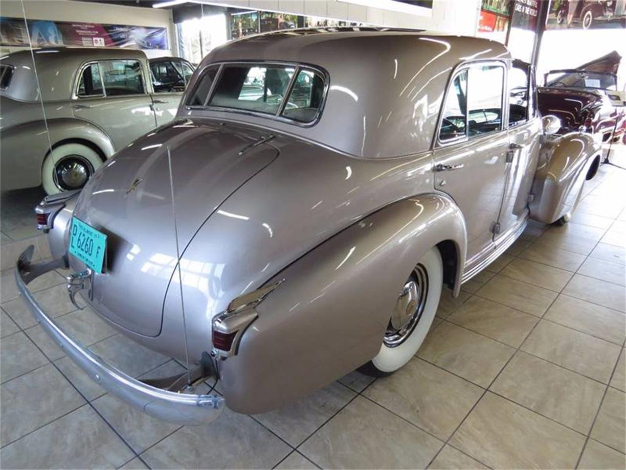 Large Picture of 1939 Sixty Special - $59,900.00 Offered by Baltria Vintage Auto Gallery - L47X