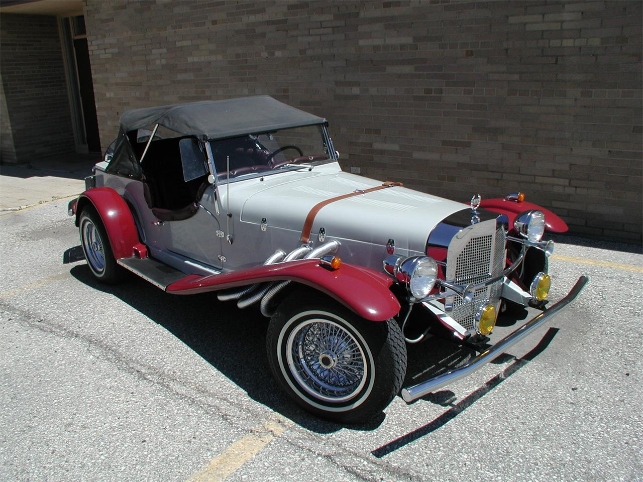 Large Picture of '29 Replica - L480