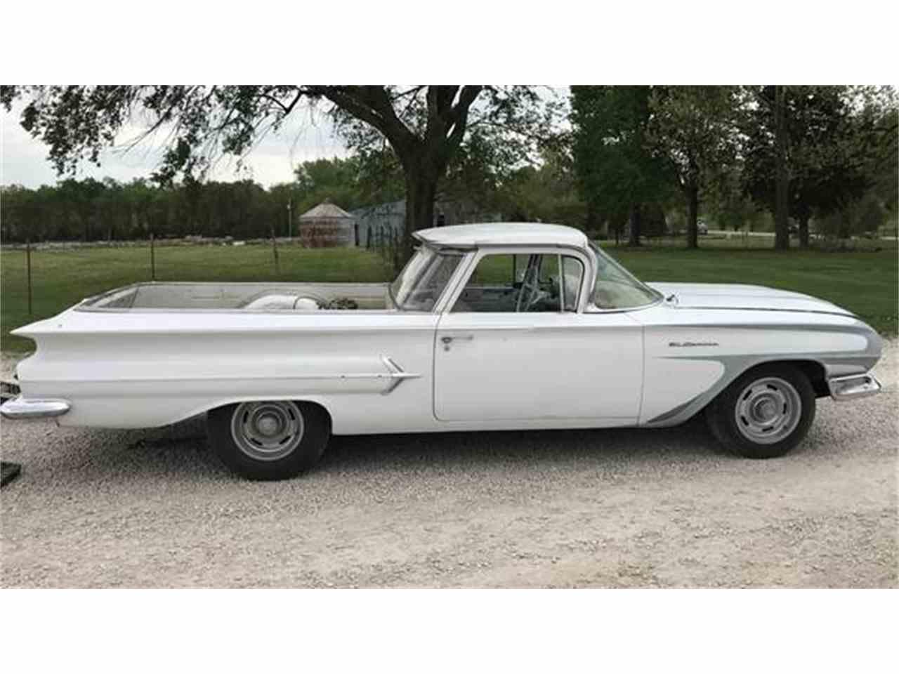 1960 Chevrolet El Camino for Sale | ClassicCars.com | CC-985275