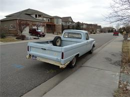 Picture of Classic 1966 Ford F100 located in Longmont Colorado - L48T
