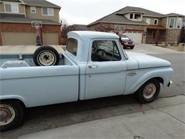 Picture of 1966 F100 located in Longmont Colorado - L48T