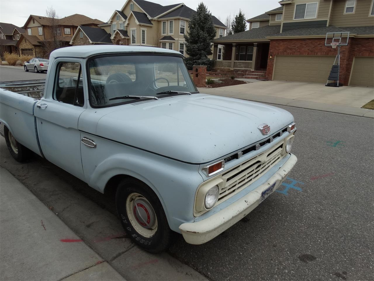 Large Picture of '66 F100 - L48T