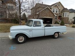 Picture of '66 F100 - $7,500.00 - L48T
