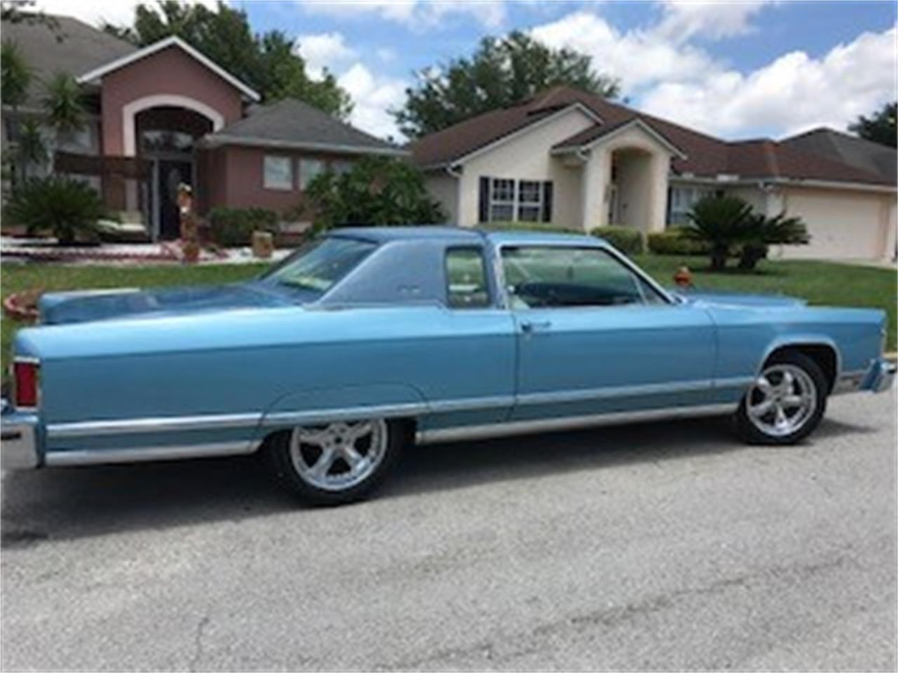 Large Picture of '77 Continental - L48Y