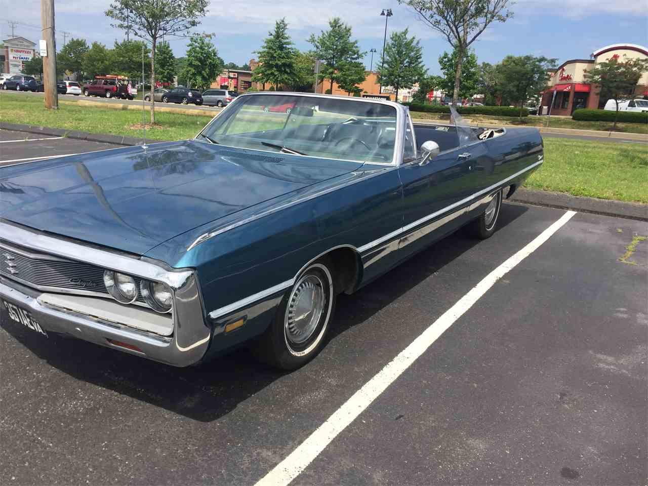 1969 Chrysler Newport for Sale | ClassicCars.com | CC-985504