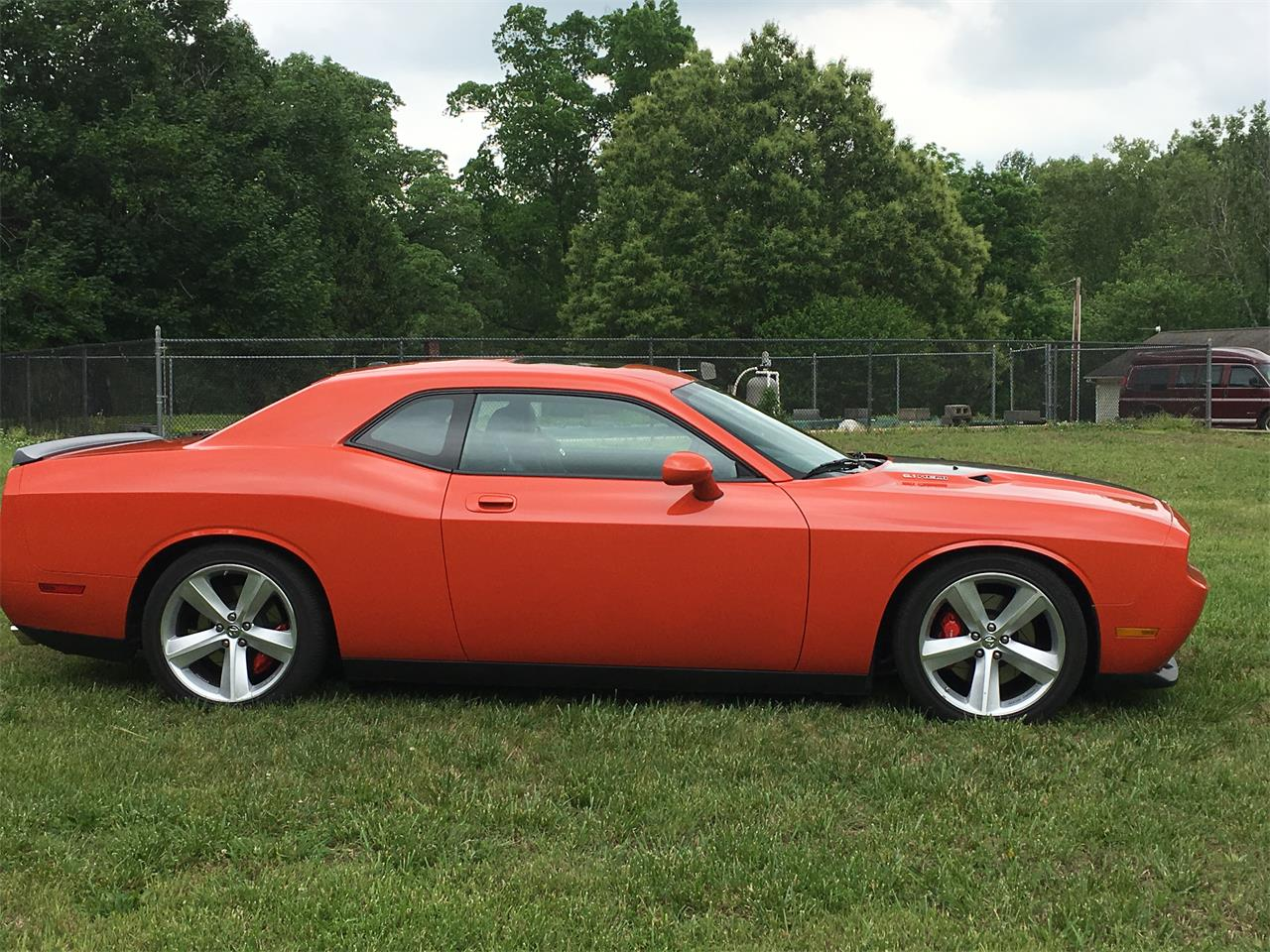 Large Picture of '09 Challenger - L4FQ