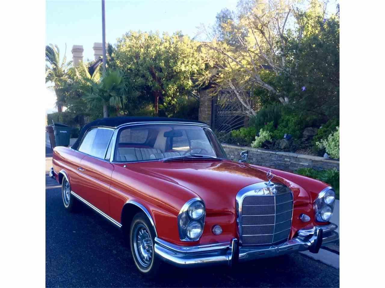 1962 Mercedes Benz 220se For Sale Cc