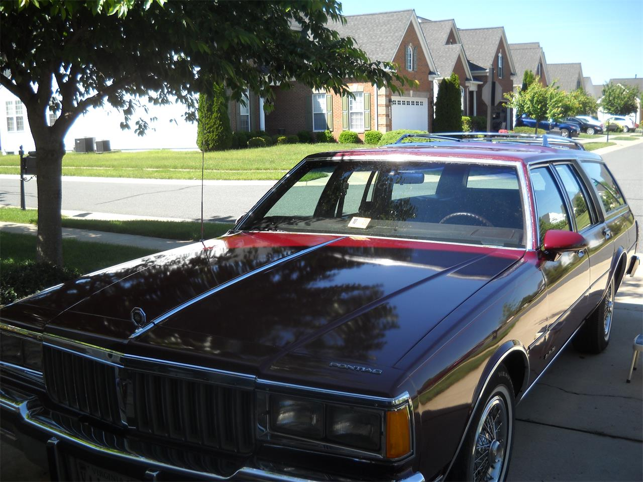 Large Picture of 1988 Pontiac Safari located in Virginia - $6,400.00 Offered by a Private Seller - L4G0