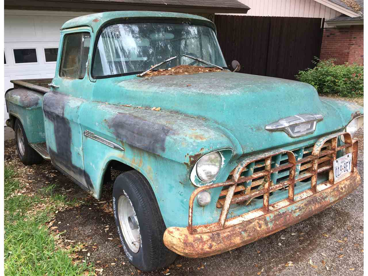1955 Chevrolet Pickup For Sale Classiccars Com Cc 985545