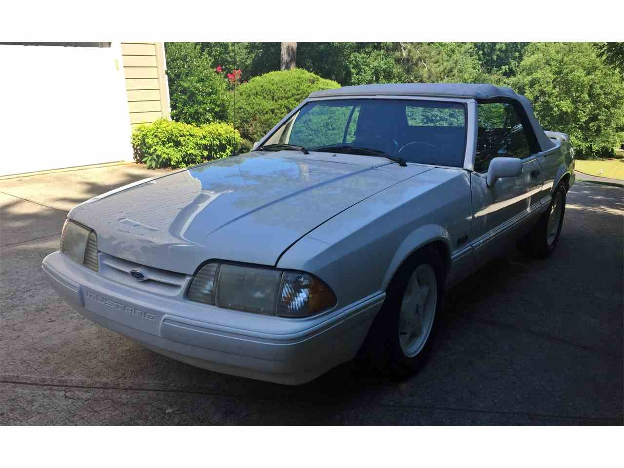 Large Picture of '93 Mustang - L4GK