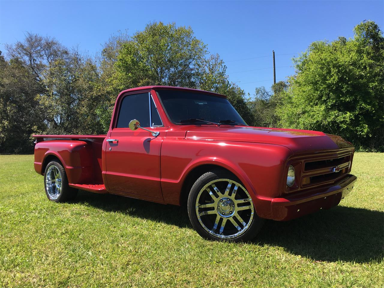 Large Picture of '67 Chevrolet C/K 10 located in Arcadia  FL  - $20,000.00 Offered by a Private Seller - L4GL