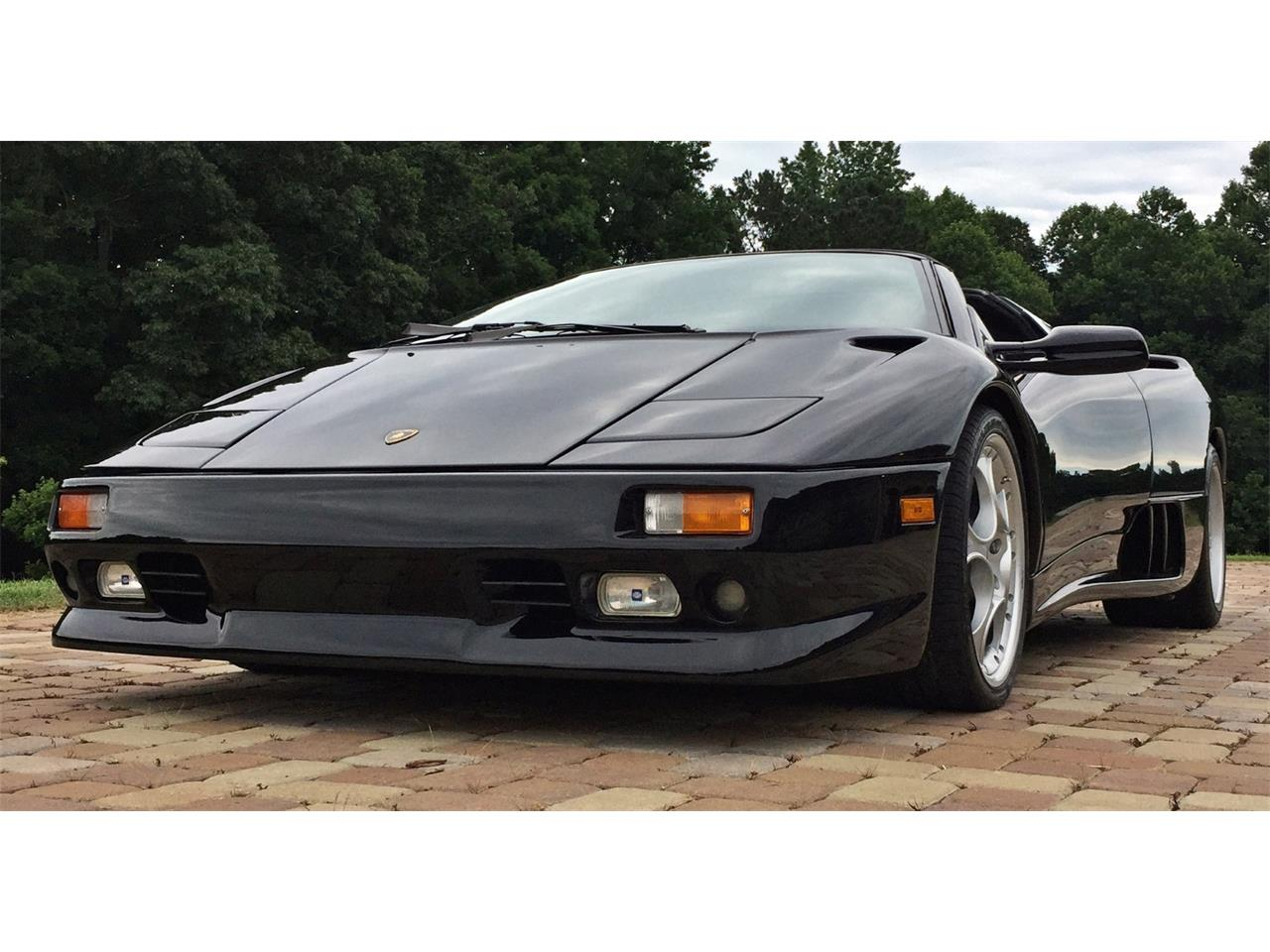 Large Picture of '98 Lamborghini Diablo Offered by Muscle Car Jr - L4GM