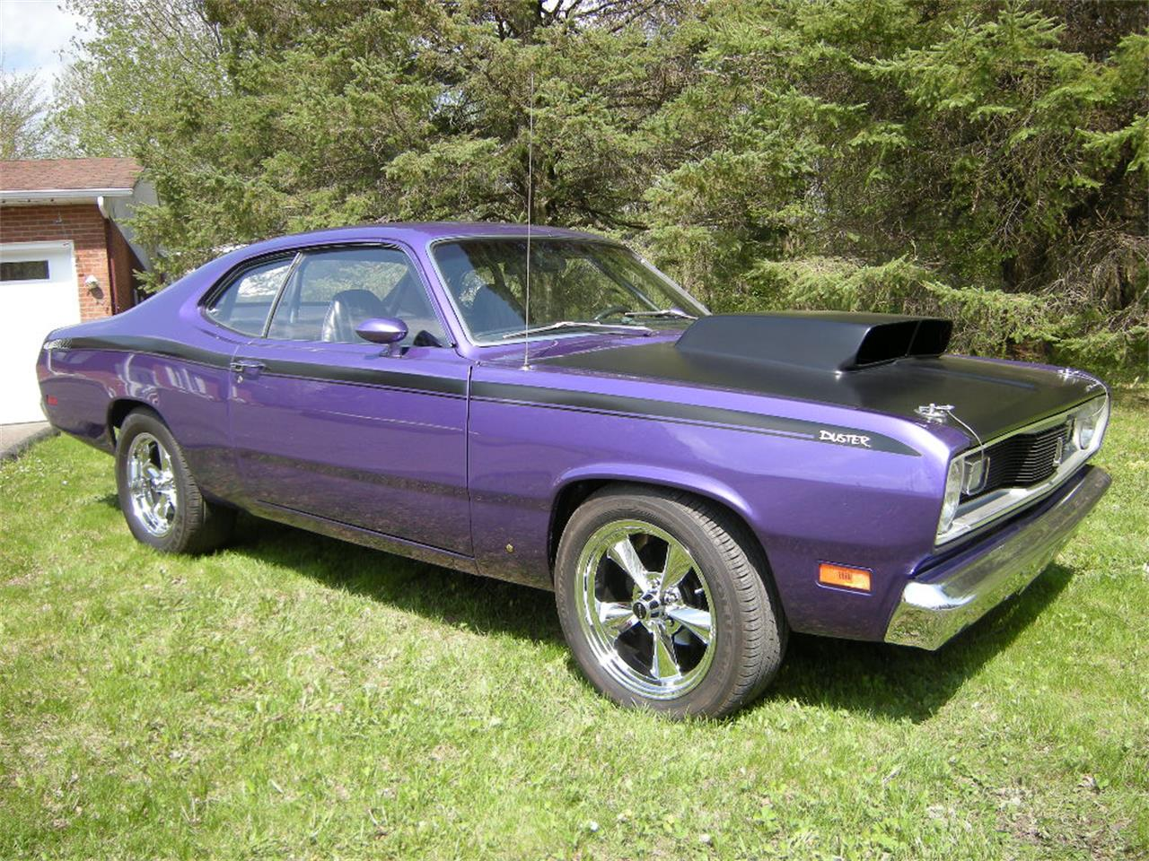 Large Picture of '71 Plymouth Duster located in Drummondville Quebec - L4GO