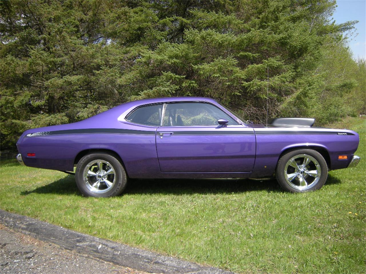 Large Picture of Classic 1971 Duster located in Drummondville Quebec Offered by a Private Seller - L4GO