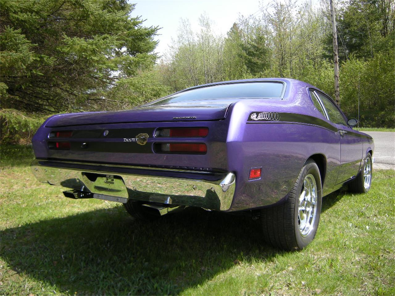 Large Picture of 1971 Plymouth Duster Auction Vehicle Offered by a Private Seller - L4GO