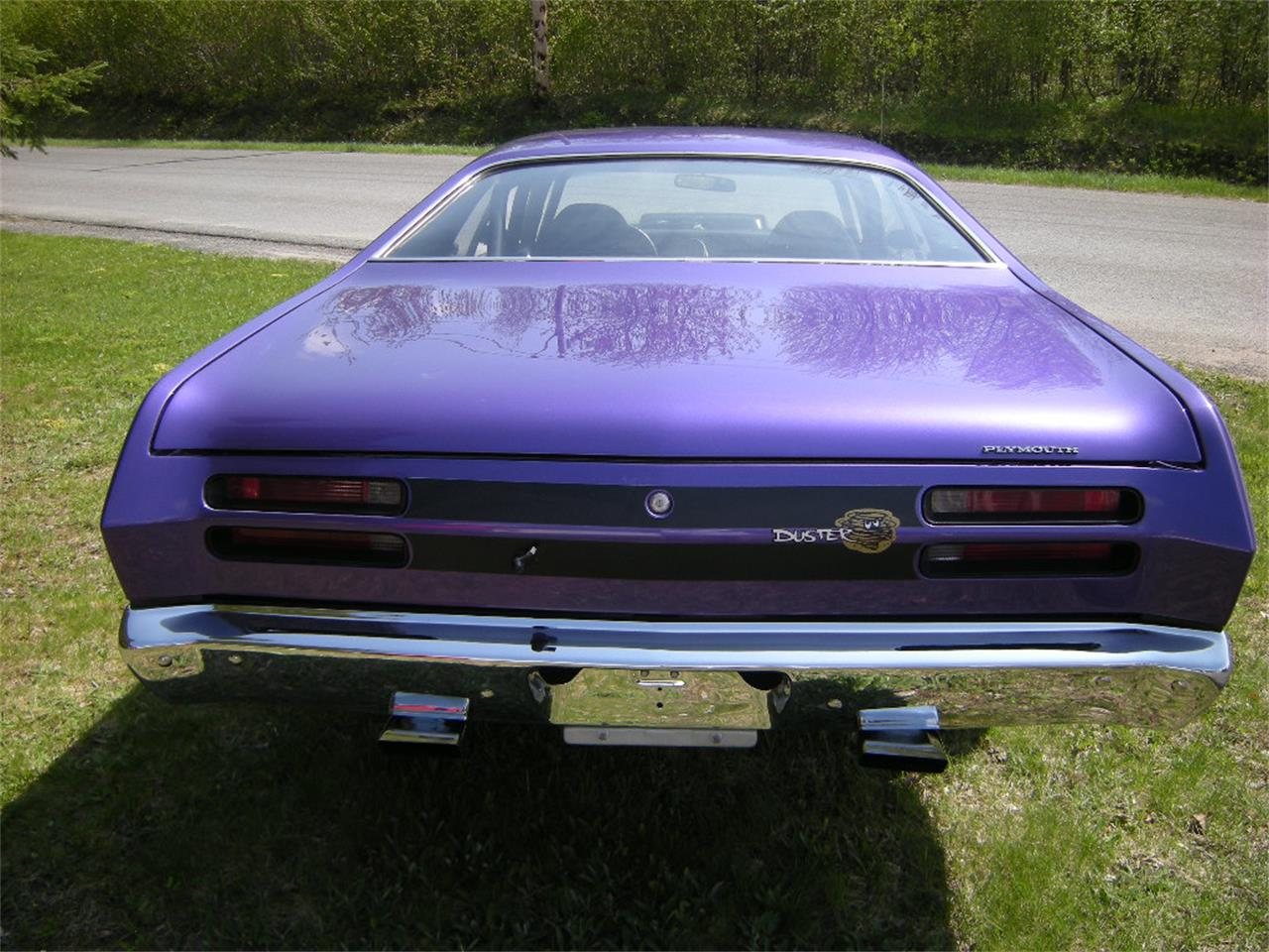Large Picture of Classic '71 Plymouth Duster located in Quebec Auction Vehicle Offered by a Private Seller - L4GO