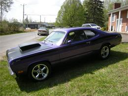Picture of Classic 1971 Duster located in Drummondville Quebec - L4GO