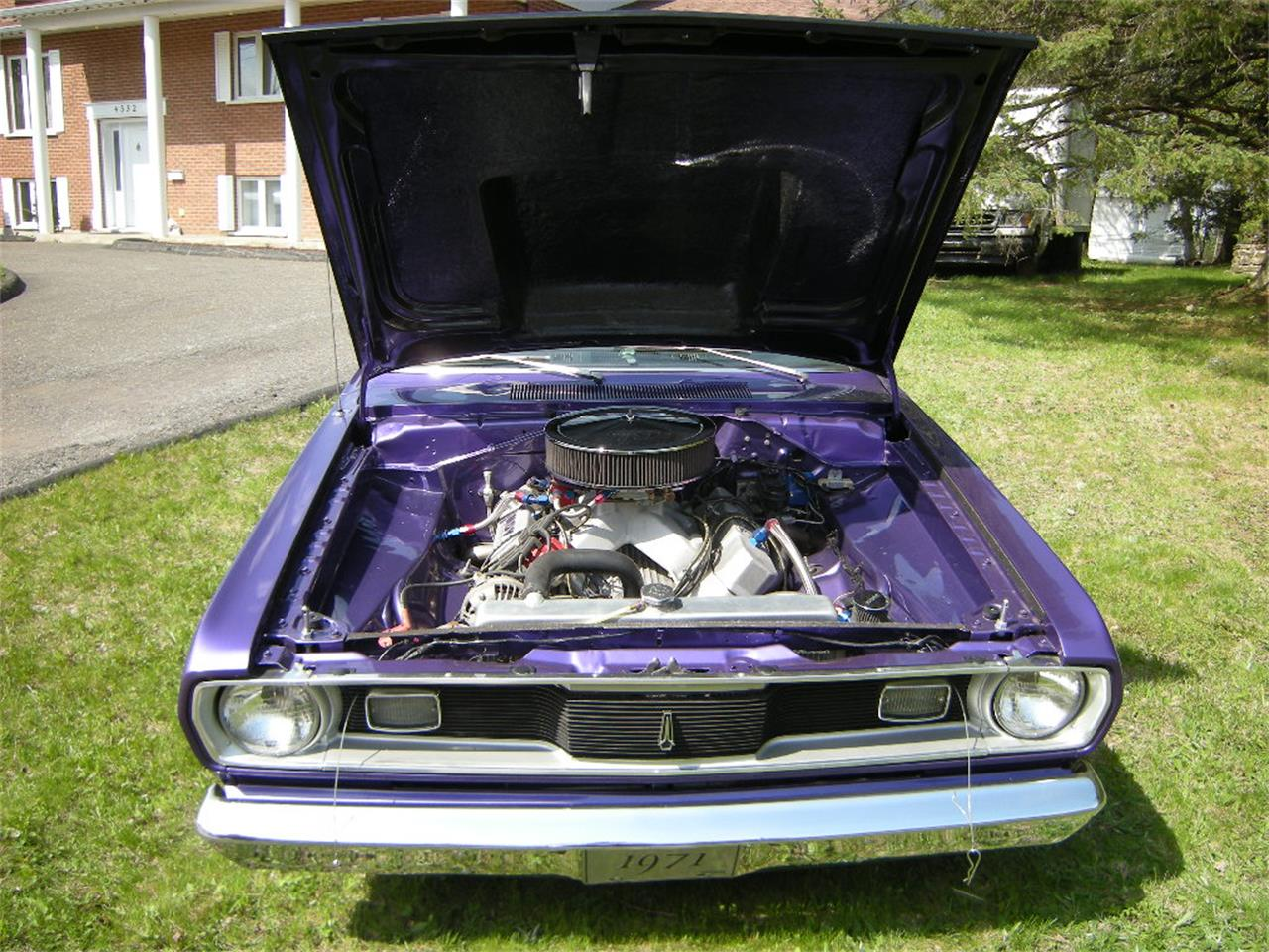 Large Picture of '71 Plymouth Duster Auction Vehicle Offered by a Private Seller - L4GO