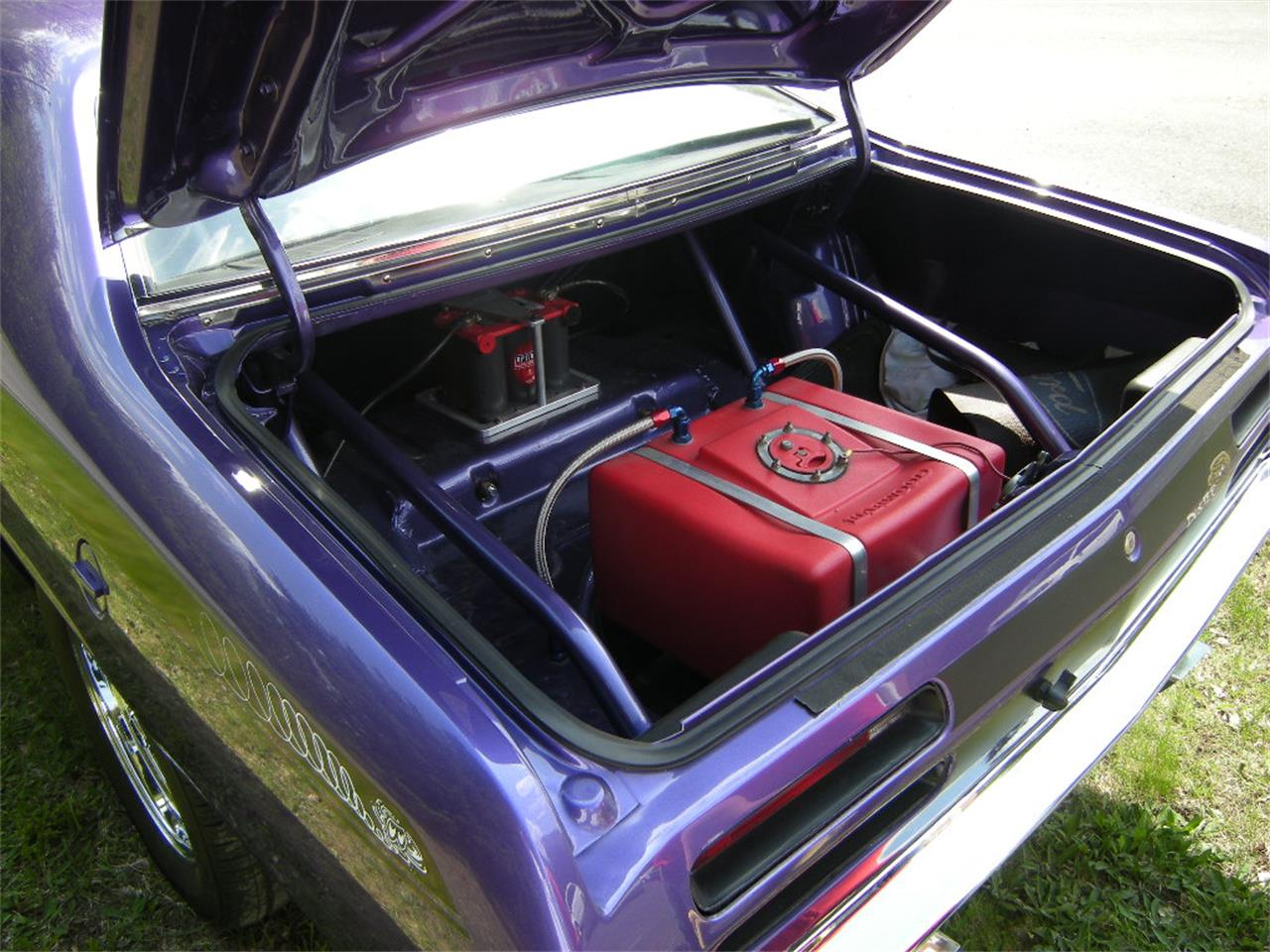 Large Picture of Classic '71 Plymouth Duster located in Quebec Offered by a Private Seller - L4GO