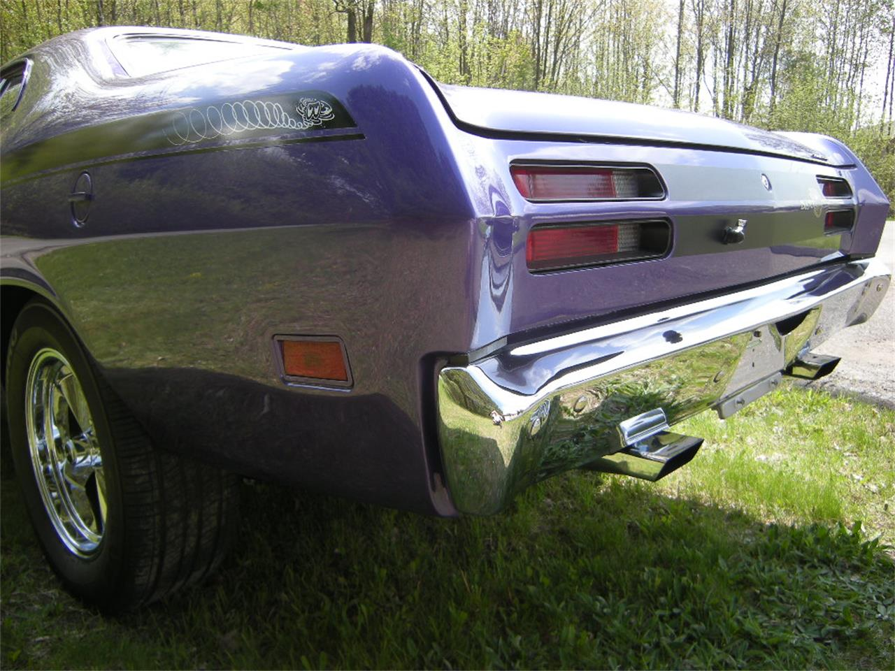 Large Picture of '71 Duster Auction Vehicle Offered by a Private Seller - L4GO