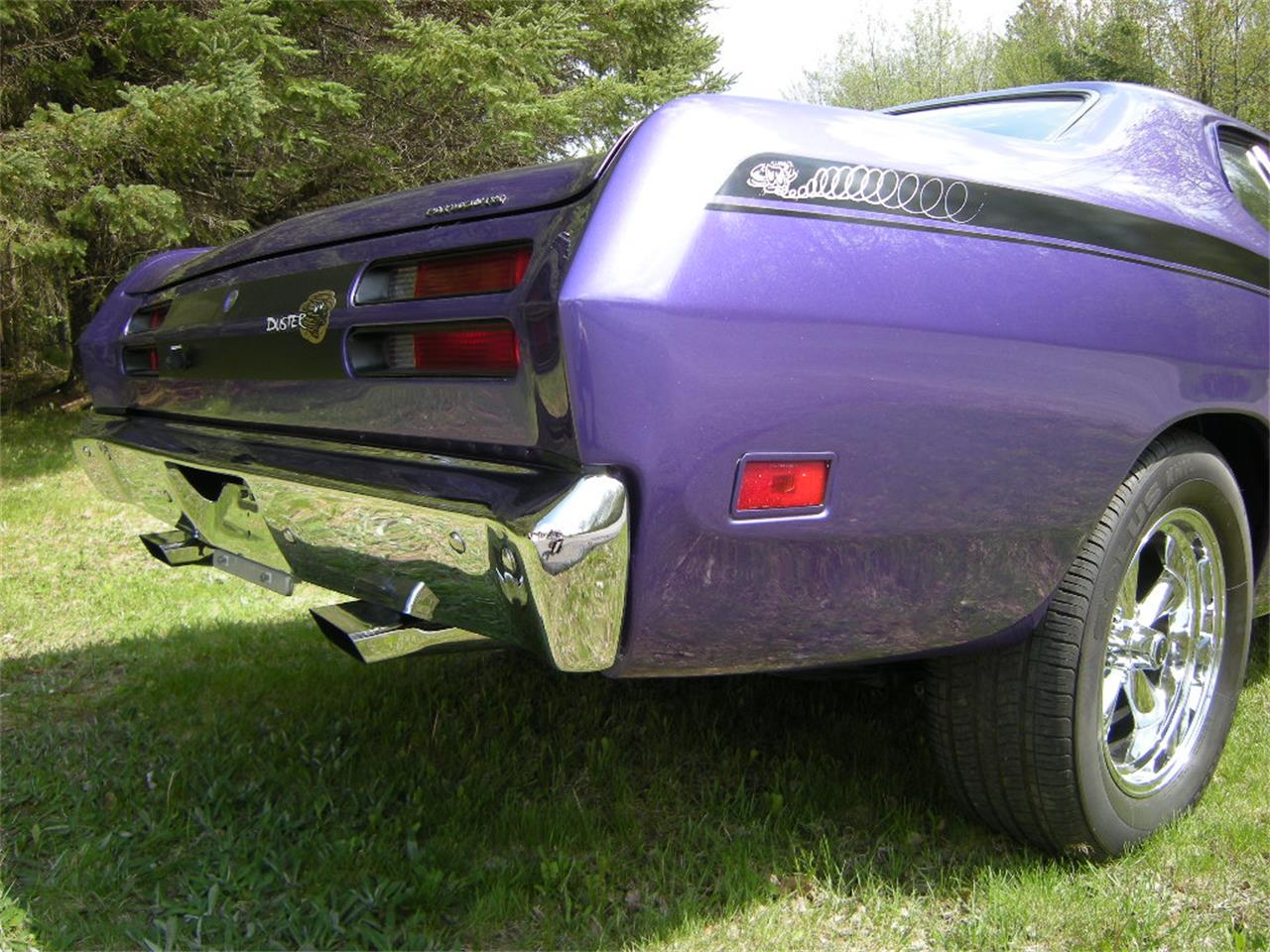 Large Picture of 1971 Plymouth Duster located in Quebec Auction Vehicle - L4GO