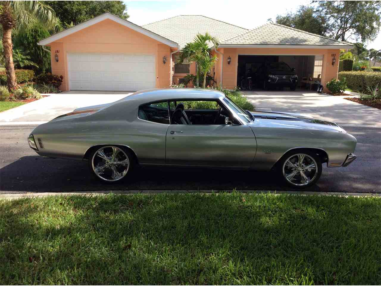 Large Picture of '70 Chevelle - L4GW