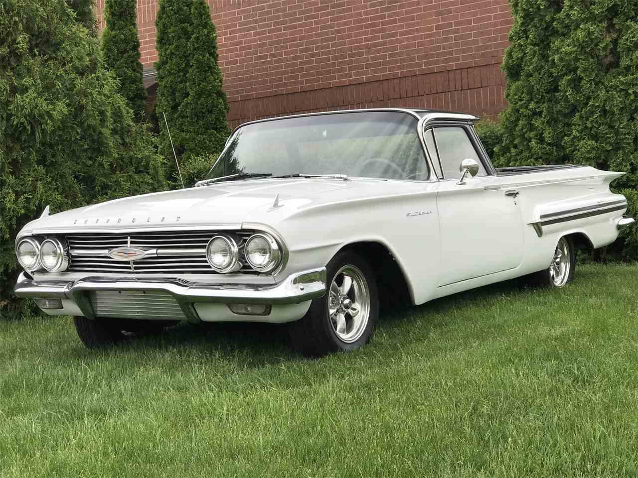 1960 Chevrolet El Camino For Sale Classiccars Com Cc