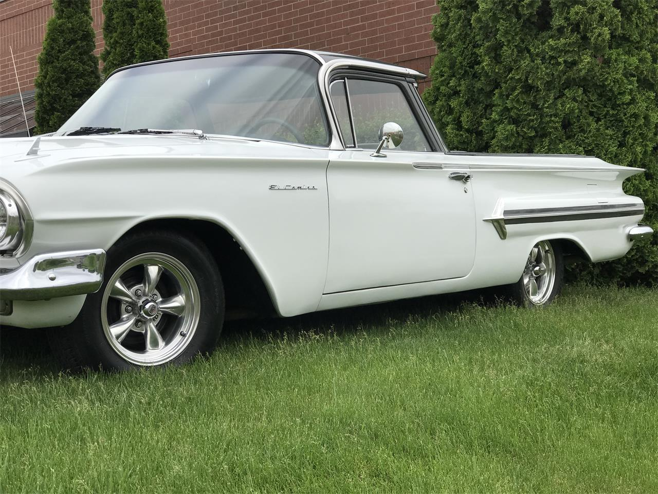 Large Picture of '60 El Camino - L4H3