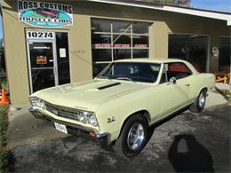 Picture of '67 Chevelle SS 396 - 138 VIN - Factory AC - L4H8