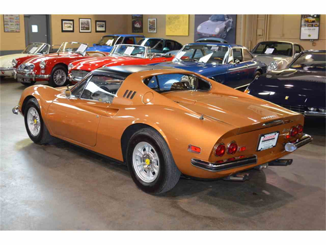 Large Picture of '74 Dino - L4HN