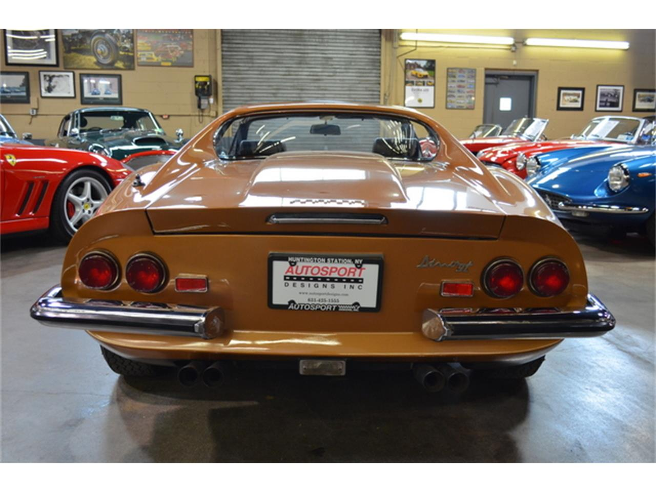 Large Picture of '74 Dino located in Huntington Station New York Auction Vehicle Offered by Autosport Designs Inc - L4HN