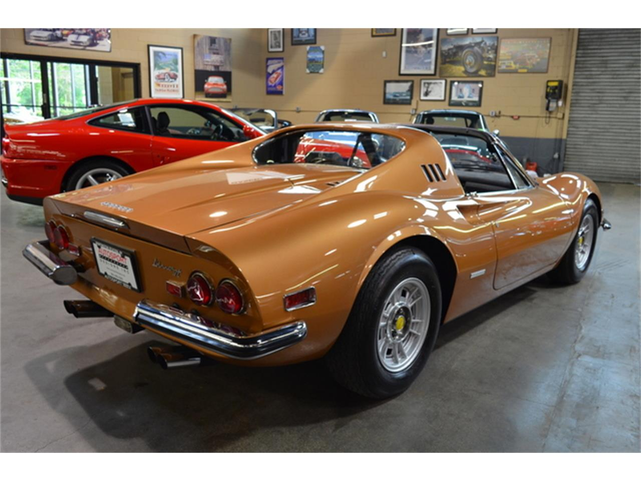 Large Picture of 1974 Dino located in Huntington Station New York Auction Vehicle Offered by Autosport Designs Inc - L4HN