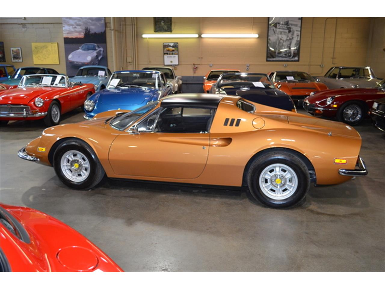 Large Picture of 1974 Dino located in New York Auction Vehicle Offered by Autosport Designs Inc - L4HN