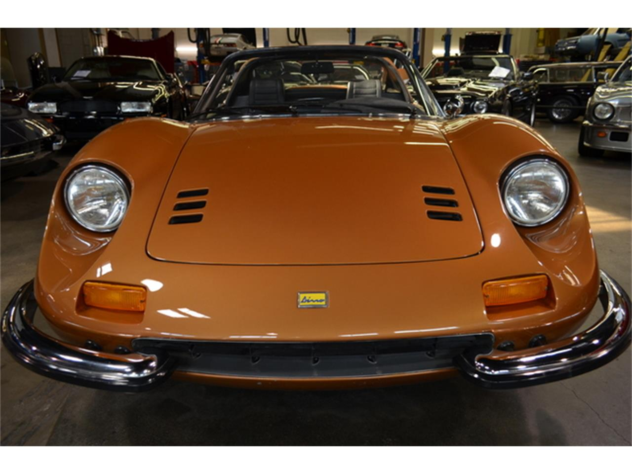 Large Picture of 1974 Ferrari Dino Auction Vehicle Offered by Autosport Designs Inc - L4HN