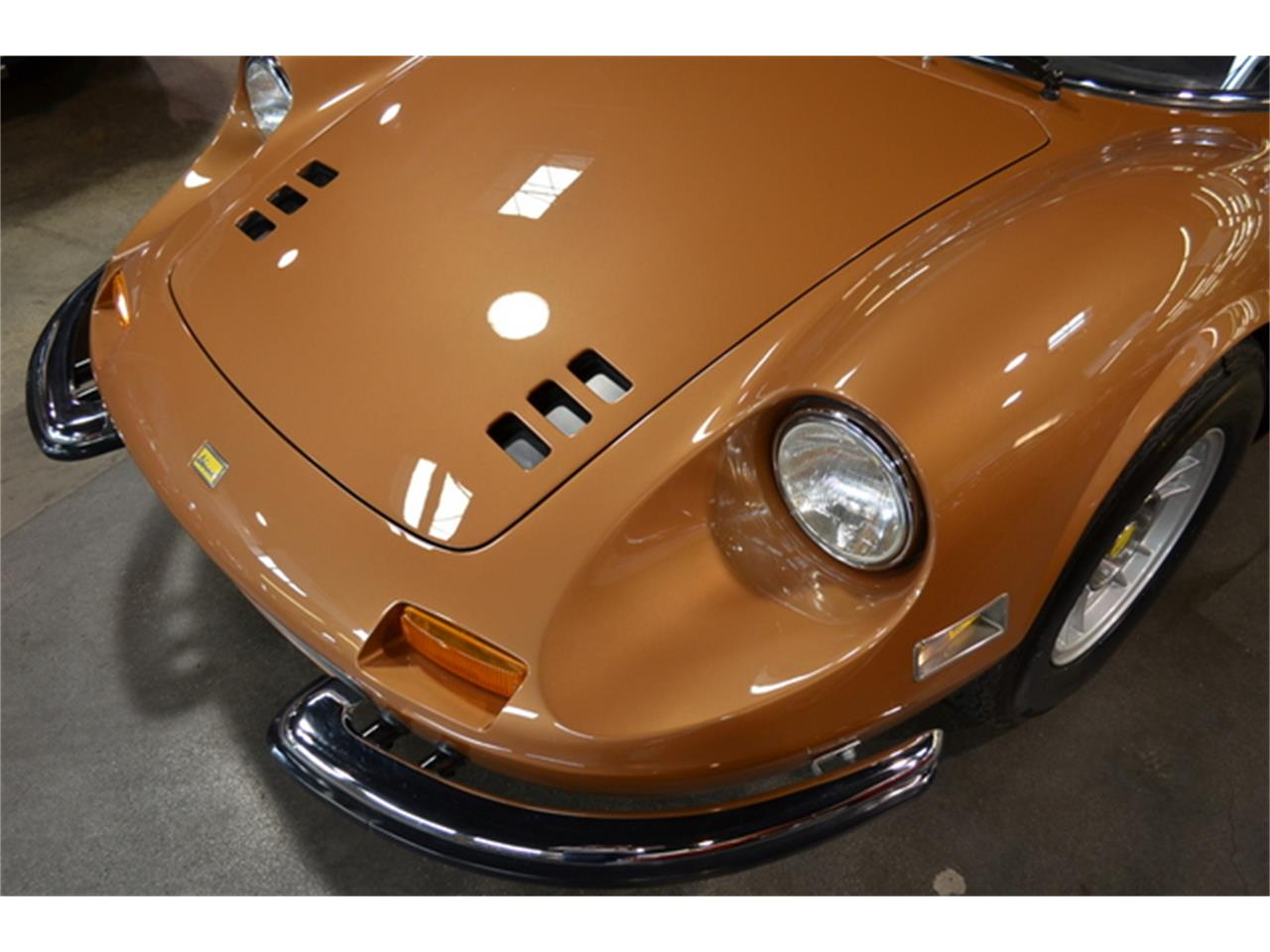 Large Picture of '74 Ferrari Dino located in New York Auction Vehicle - L4HN