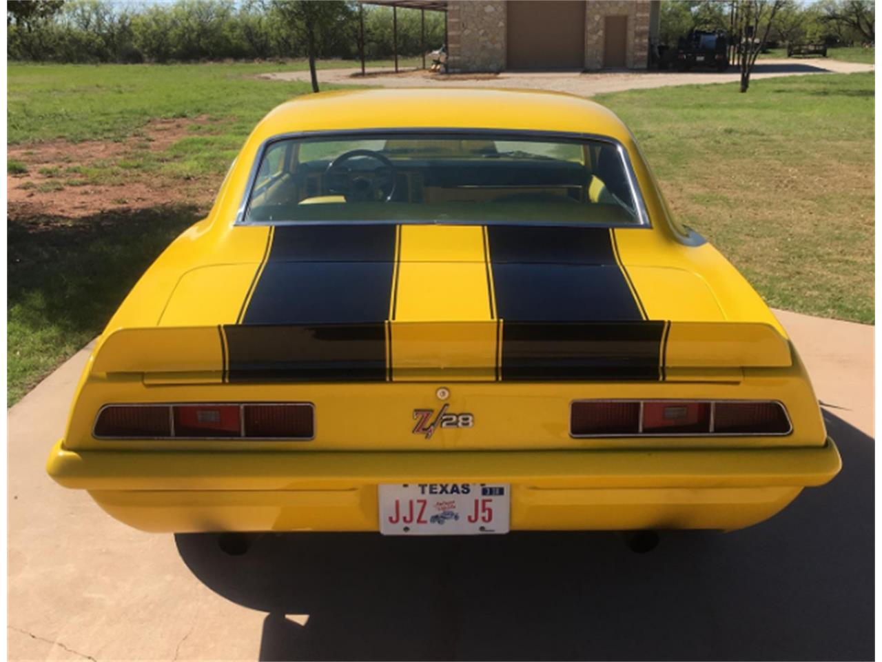 Large Picture of '69 Camaro - L4HO