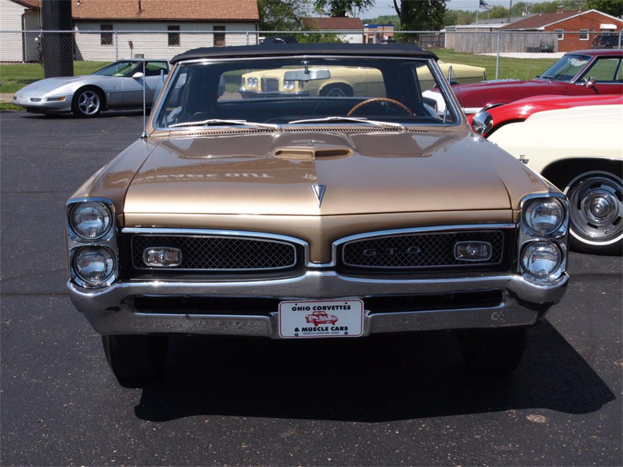 Large Picture of '67 GTO - L4IP
