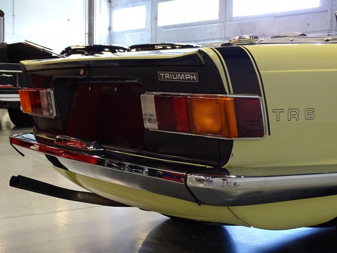 Large Picture of '72 TR6 - L4JA