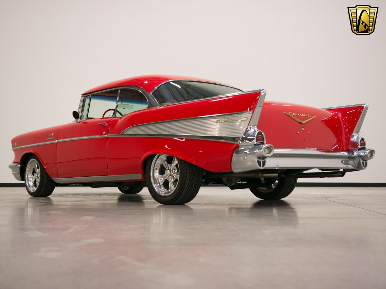 Large Picture of '57 Bel Air - L4JI
