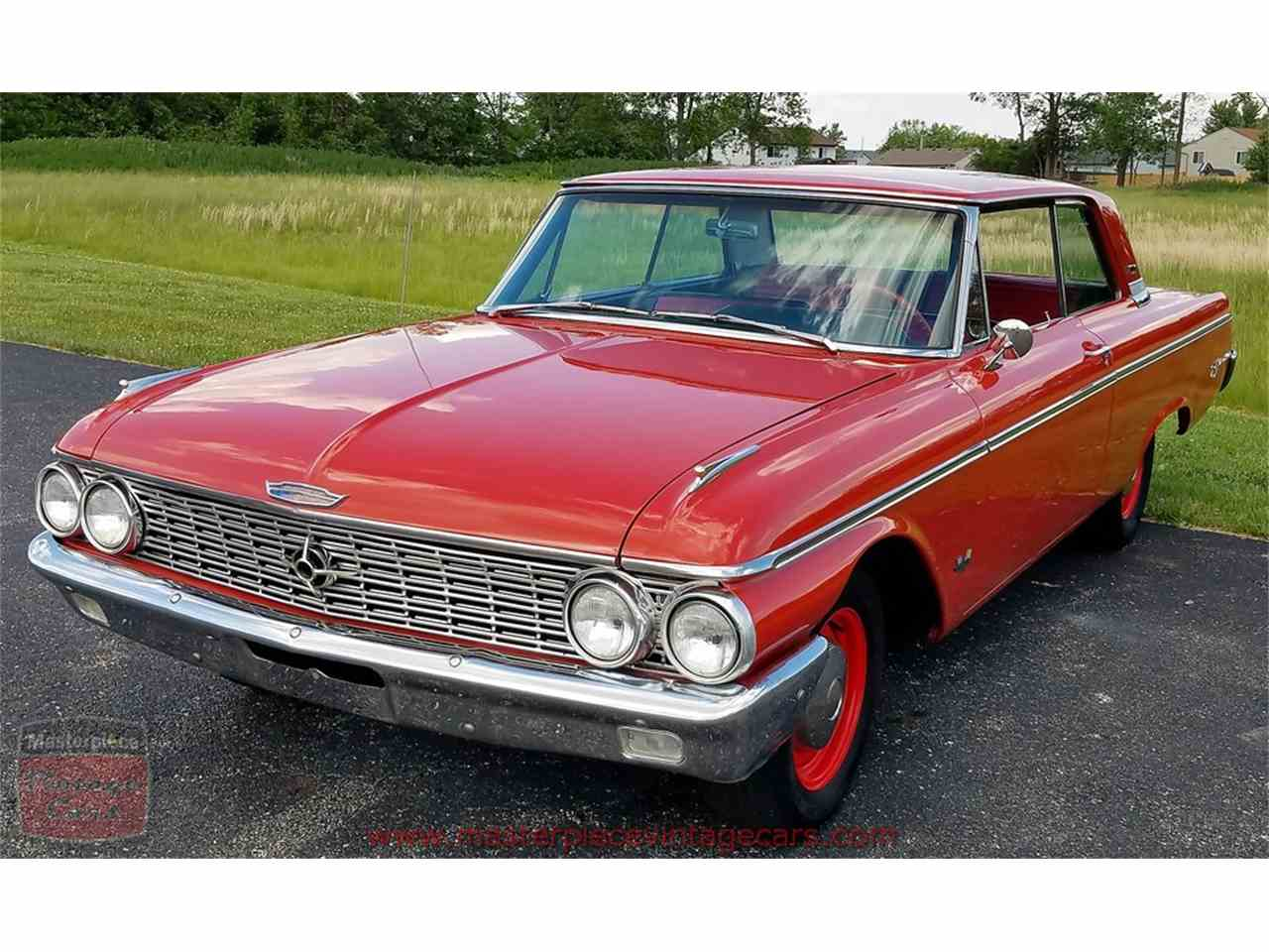Large Picture of '62 Galaxie 500 - L4JO