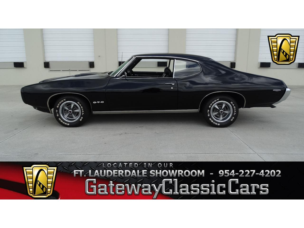 Large Picture of Classic '69 GTO Offered by Gateway Classic Cars - Fort Lauderdale - L4JS