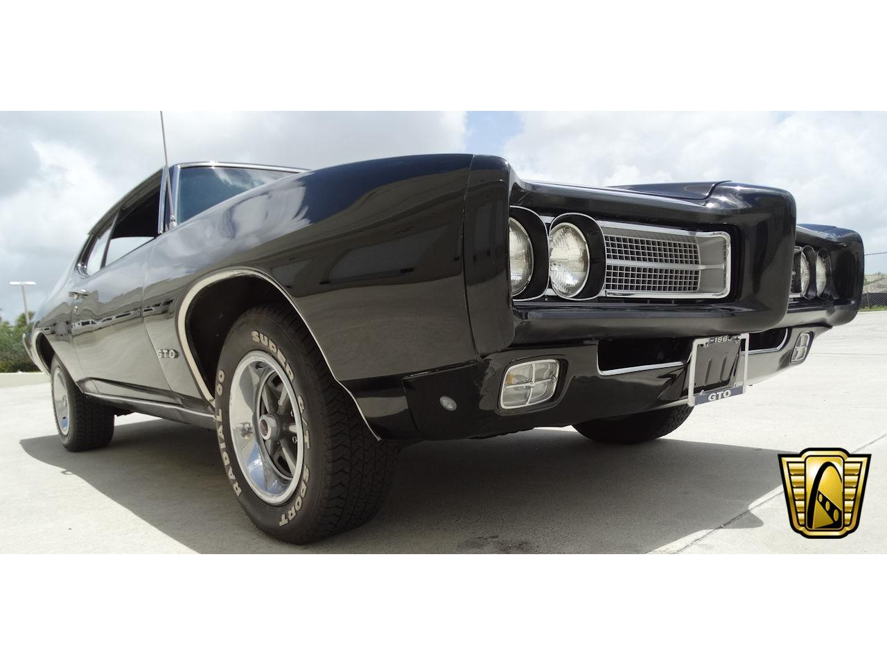 Large Picture of '69 GTO located in Coral Springs Florida - $47,995.00 - L4JS