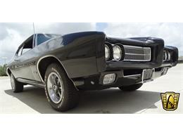 Picture of Classic 1969 Pontiac GTO located in Coral Springs Florida - $47,995.00 Offered by Gateway Classic Cars - Fort Lauderdale - L4JS