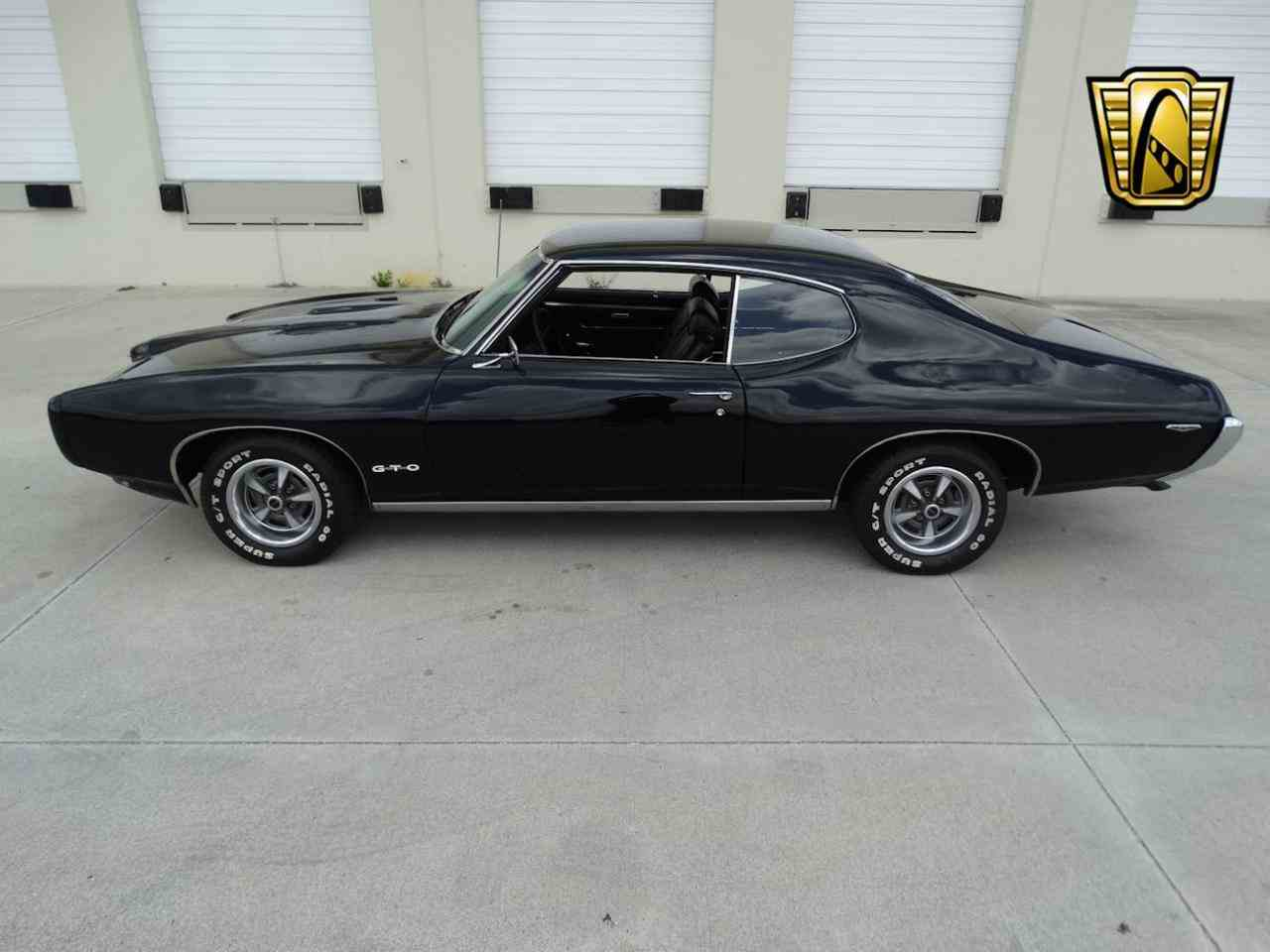 Large Picture of '69 GTO - L4JS