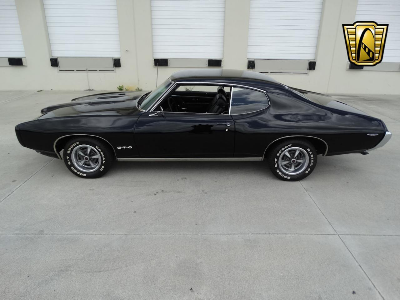 Large Picture of Classic 1969 GTO located in Coral Springs Florida Offered by Gateway Classic Cars - Fort Lauderdale - L4JS